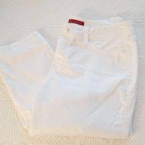 Dress Barn White jeans
